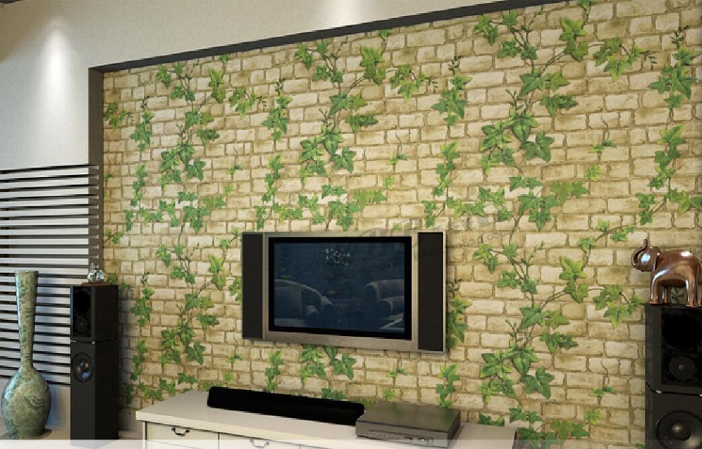 Stenen Muur Voor Woonkamer : Self Adhesive Brick Wall