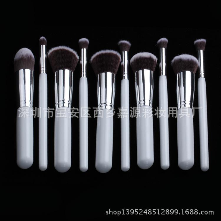 10 brushes wholesale cheap stock(China (Mainland))