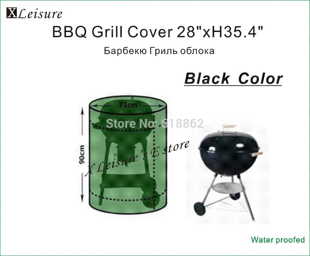 Товары для барбекю Xleisure 28 , 28' wx35.4' 28 BBQ Grill Cover 28 1138701