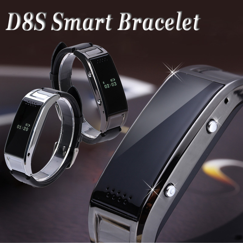 D8S Bluetooth Smart Bracelet Smartband Watch Smartwatch WristWatch for Samsung HTC LG Huawei Android Phone Smartphones 2015 New(China (Mainland))