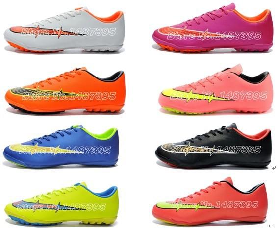 free shipping 2015 New arrival super assassin series soccer sport shoes,football shoes for women&men,Botas De Futbol(China (Mainland))