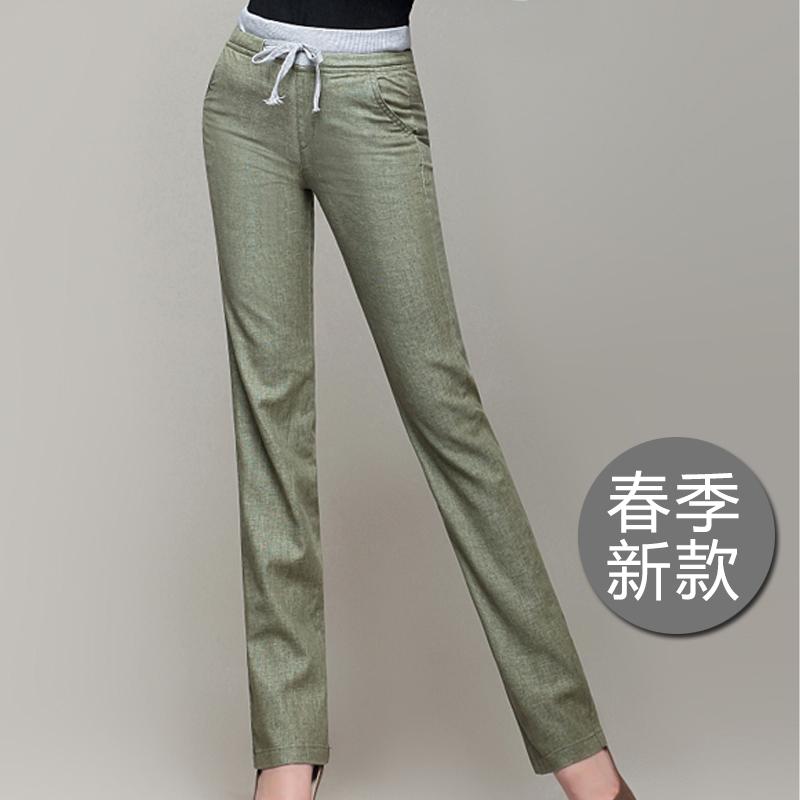 Linen Drawstring Pants Pattern Pants Drawstring Pattern