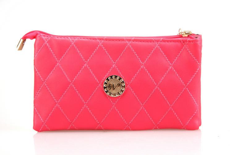 Ladies bags handbags women famous brands stylish and practical handbag Clutch Wallet bag purse handbag bag double pull bag(China (Mainland))