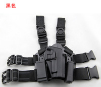 Simulation P226 leg sets Blackhawk CQC super suit gun holster pistol holster