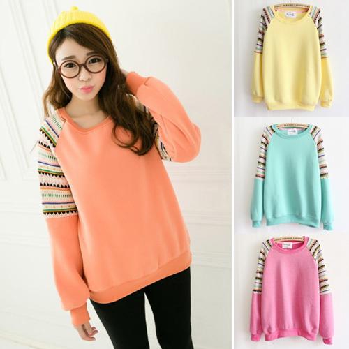 Женские толстовки и Кофты Brand New 6 mix color hoodies женские толстовки и кофты new brand 3d a30053