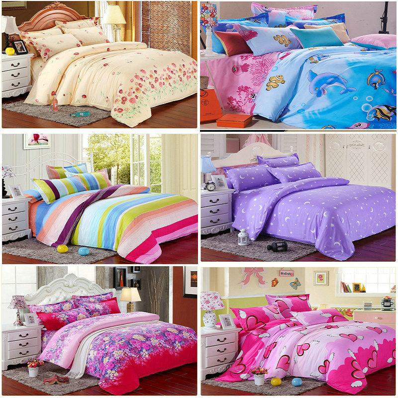 Promotion SALE Freeshipping REA Print BEDDING BEDSheets Bedding Set duvet cover set bedlinen quilt cover set comforter cover set(China (Mainland))