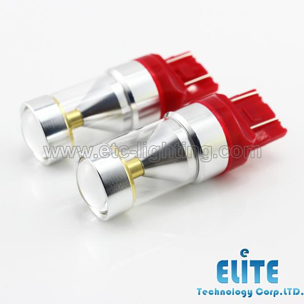 Free Shipping!!! T20 7443 LED Brake Light Tail Light CREE XBD 30W W21W T25 LED Tail Light 30W 12V 3157 1157(China (Mainland))
