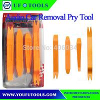 Hot Sale 4 PCS Universal Automotive Car Panel Trim Audio Remover Tools,Cheap Radio Tool Kit, Auto Radio Pry Tools