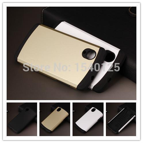 Para LG Nexus 5 E980 magro armadura Case resistente pec NEO capa Case para LG Google Nexus 5(China (Mainland))