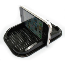 Multifunction Rubber Anti-slip Mat, Phone Holder Dashboard  Sticky Accessories for Mobile Phone & Stuff(China (Mainland))