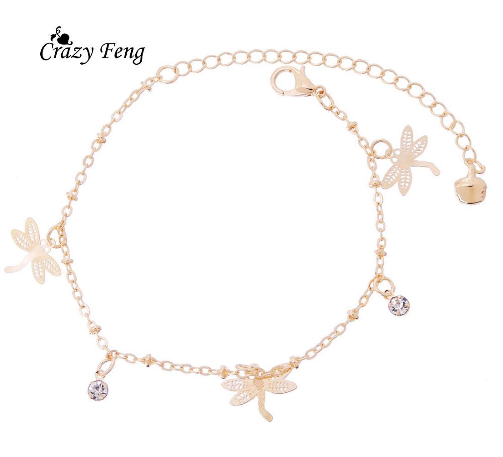 Потребительские товары Crazy Feng 18K Charms Bracelets crazy feng 18k