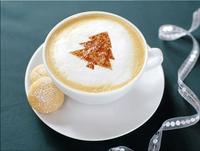 Hot Sale16Pcs/set Cappuccino Coffee nespresso Stencils Template Strew Pad Spray Coffee & Tea Kitchen cooking tools accessories