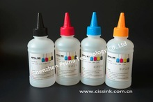 250ml/each color food ink High Quality Edible Ink, Food Ink For Canon/EPSON Printer,Use for Cake,