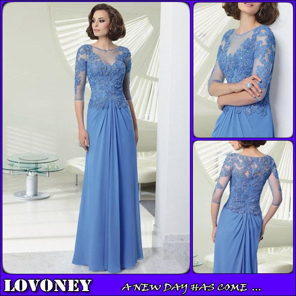 Платье для матери невесты LOVONEY S339 Vestido Madrinha 2015 платье для матери невесты vivian s bridal 2015 vestido madrinha vb037