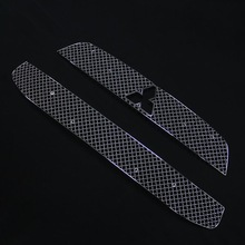 Car Aluminum alloy Racing grille auto Chrome plating decoration products accessories suitable for MITSUBISHI ASX 2013