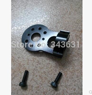 4pcs Black Aluminium Alloy Motor Mount Hodle for 12mm Glass/Carbon Fiber Tube With Screw(China (Mainland))