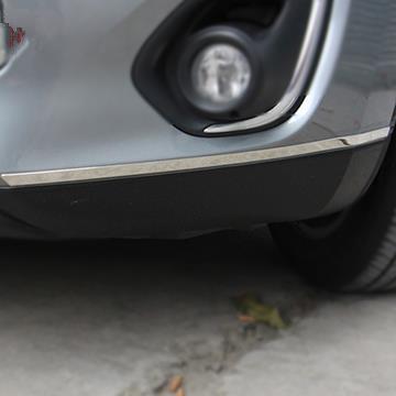 Bumper Stainless Steel Protection scuff for MITSUBISHI ASX MITSUBISHI ASX Accessories
