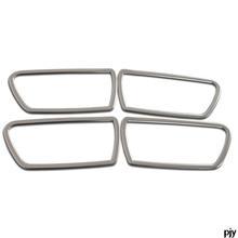 Stainless steel interior door handle cover trim decoration for Toyota RAV4 RAV 4 2014