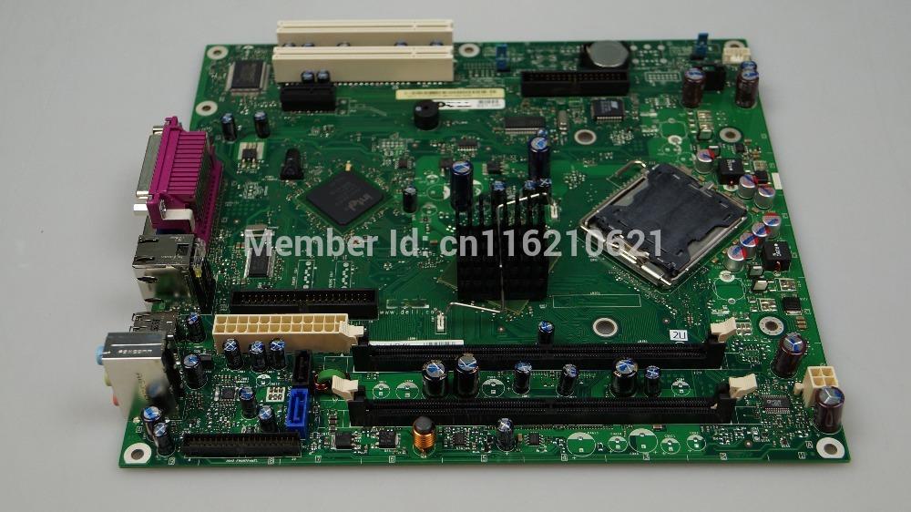 WJ772 for Dell Optiplex 210L Socket 775 P4 Desktop Motherboard Refurbished(China (Mainland))