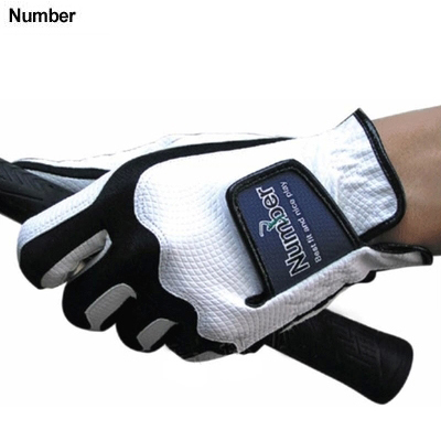 Golf Gloves Elastic Number Male Women Golf Ball Gloves Free Shopping(China (Mainland))