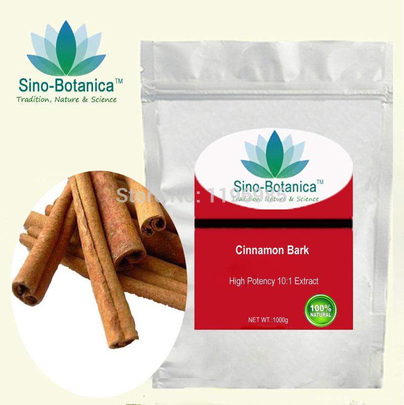 Cinnamon Bark Extract Powder (Rou Gui / Cortex Cinnamomi / Cassia) - Promote Circulation, Increase Yang Energy & Sexual Vitality(China (Mainland))
