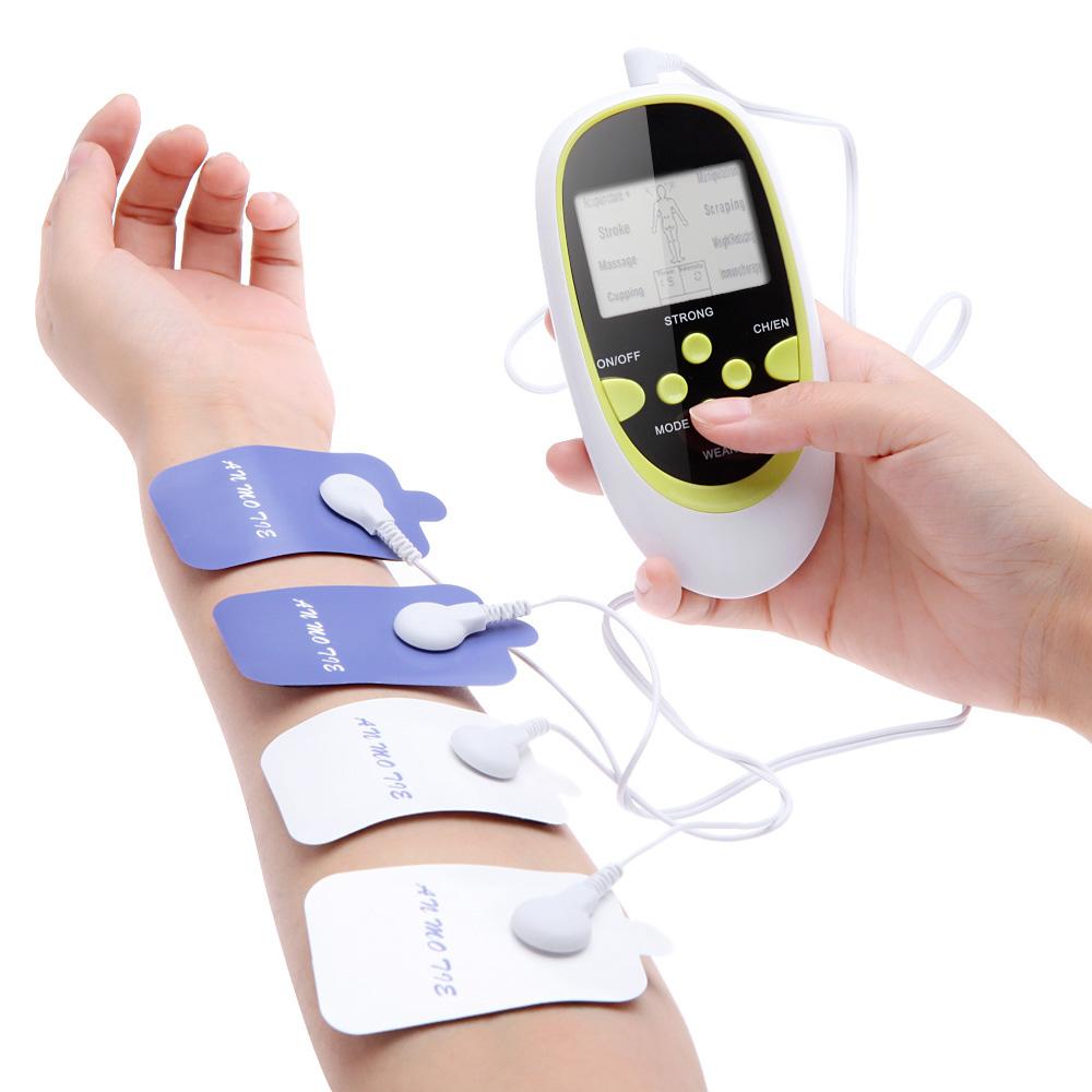 облегченные электронные массаж многофункциональный массажер dual