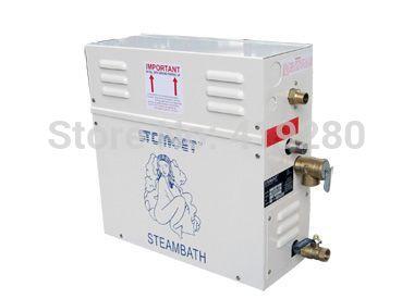 New Arrival wet steam generator sauna steam bath room 6.0KW /220V steam generator(China (Mainland))