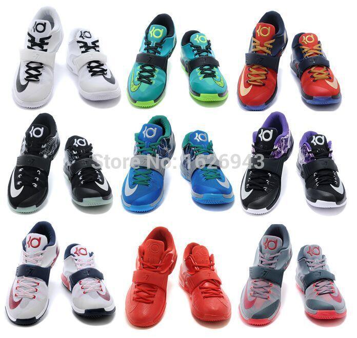 KD 7, KD7, Kevin durant Basketball shoes , factory direct sales(China (Mainland))