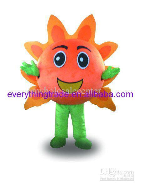 Sun Costume For Fancy Dress Mascot Costume Fancy Dress