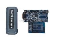 3pcs New 2014 R2 VCI DS150e CDP Plus PRO no Bluetooth For autocom DS150E Truck Car Auto OBDII Scanner cdp plus in Carton box
