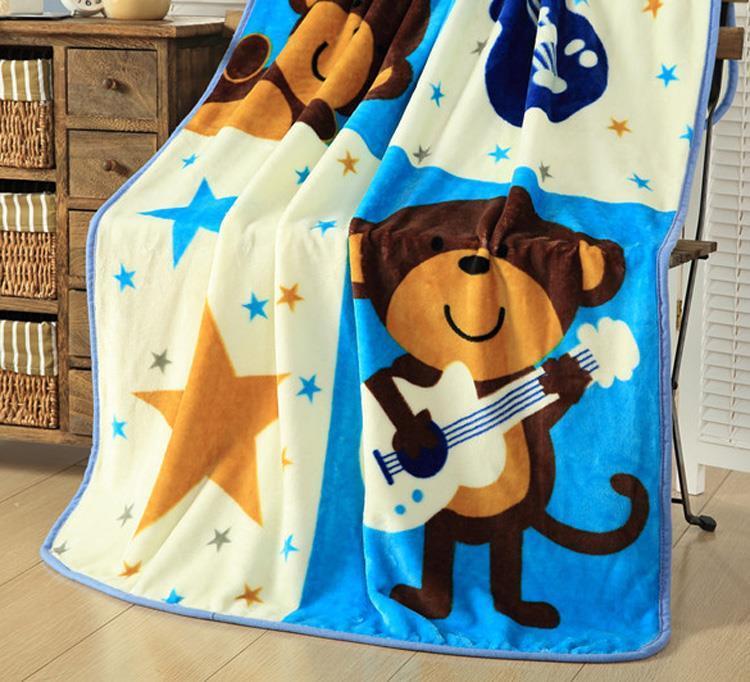 Одеяльца для пеленания OCE 140x100cm ,  #50