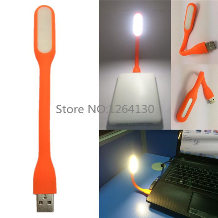 free shipping laptop usb lamp gadgets plastic tube usb lamp usb led small night light eye usb computer(China (Mainland))