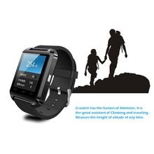 2015 Bluetooth Smart Watch WristWatch U8 U Watch for Samsung S4/Note 2/Note 3 HTC LG Huawei Xiaomi Android Phone Smartphones