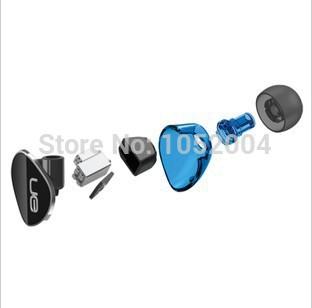 Brand Gaming Headset Headphones Logitech UE 900VI 4Armature Earphones Sound Headsets Dota 2 PC Computer Consumer