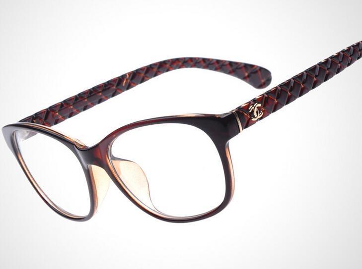 Oculos de grau feminino 2015 Oculos computer eyeglasses authentic sunglasses women polarized eyeglasses vintage square leopard glasses gafas de sol oculos de sol feminino with box