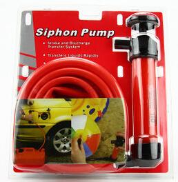 Sighon Pump Kit Transfer Water Oil Fuel Kerosene with Fluid Syphon Hose(China (Mainland))