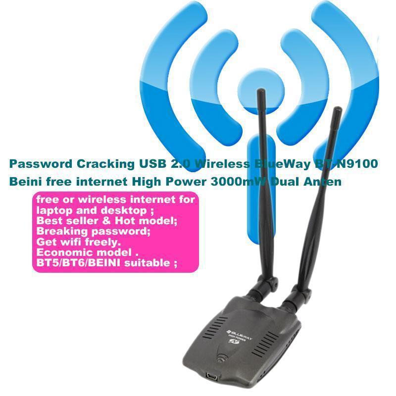 Wi-fi взлома паролей бесплатный wi-fi USB беспроводной BlueWay Beini.