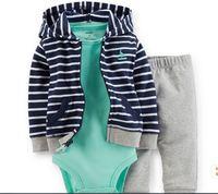 Carter's baby clothes original single three-piece spring carter's2015