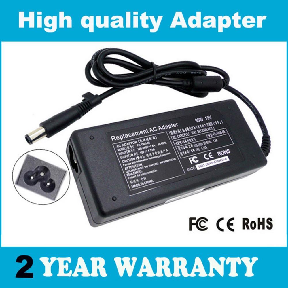 Купить Компьютер & сеть  FOR HP 19V 4.74A 90W 7.4mm*5.0mm Adapter Laptop charger for CQ60 CQ61 G60 G61 G62 CQ70 CQ71 DV6 DV7 None