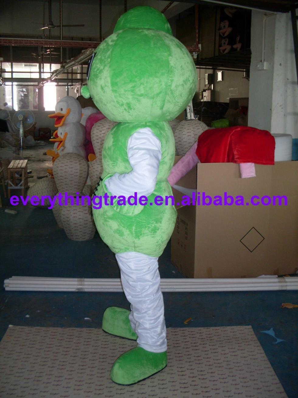 Fancy Dress China Doll Doll Mascot Fancy Dress