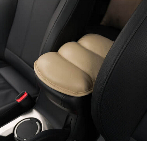 Car Auto Armrests Cover Vehicle Center Console Arm Rest Seat Box Pad Protective Case Soft PU Mats Cushion Universal(China (Mainland))