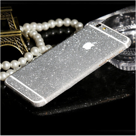 Bling Diamond Colorful Sticker Case For iPhone 6 4.7 Inch Ultrathin Coque Fundas For iPhone-6 Capa Para Capinha For iPhone_6(China (Mainland))