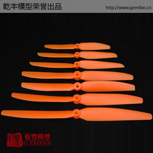 Size 5030 6030 7035 8040 8060 9050 1060 10pcs/Lot Direct Dirve Electric Model Airplane Propeller 1060 Gemfan Propeller(China (Mainland))