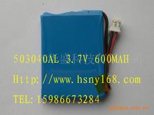 Huasheng алюминий энергоснабжение аккумулятор 503040AL геймпад беспроводной микрофон