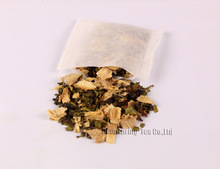 100pcs Ginger Tieguanyin Teabag lower blood pressure 100 Natural herbal tea bag Oolong Wu long slimming