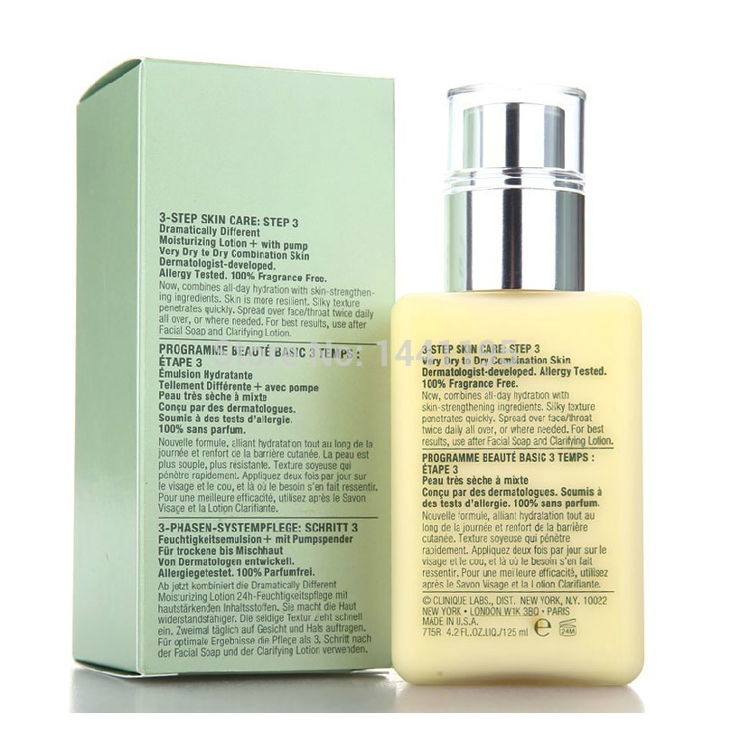 The new oil 125ML talented oil butter brand moisturizing lotion 125ml free shipping(China (Mainland))