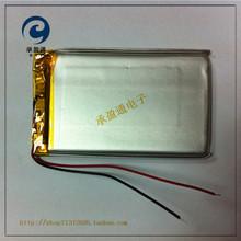 3.7 В литий-полимерная батарея 043759 403759 850 мАч MP3 mp4-mp5-плеер