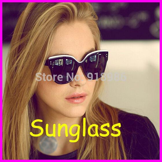 Женские солнцезащитные очки Shiny Day 2015 gafas Oculos Feminino New-005