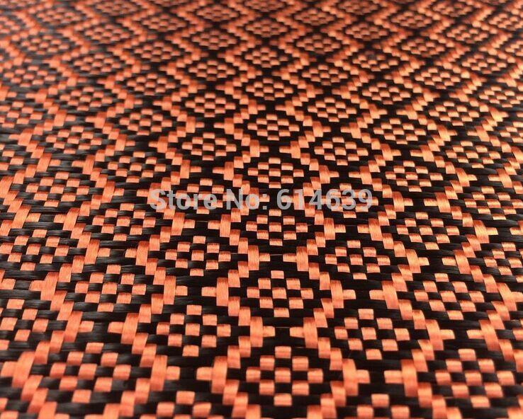 Carbon fiber fabric Jacquard pattern, kevlar fabric/Basalt fiber fabric(China (Mainland))