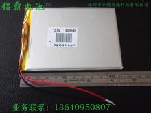 Планшет пк / TPC литий-полимерная батарея 5283114 P 3.7 В 6000 мАч 114 * 83 * 5.2 мм
